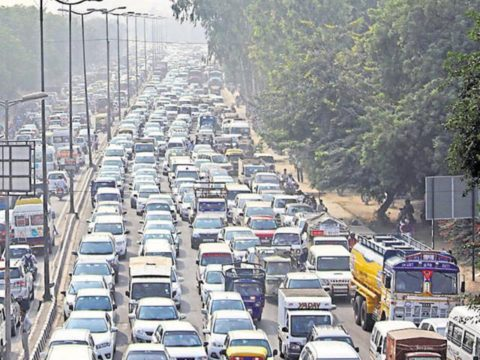 One-Way Traffic System For Few Hours In Mohali-Chandigarh