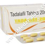 Group logo of Tadarise 20 mg